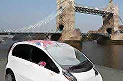 """""""Чистые"""" автомобили получат сеть зарядных станций в Лондоне"""