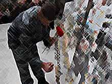 В Тимашевске прошел митинг, посвященный памяти погибших в вооруженном конфликте в Чечне