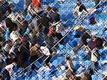 Футбольные болельщики устроили массовую драку в Самаре. (видео)