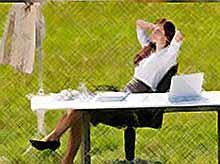 Главный санитарный врач призвал в жару работать с 6 утра