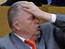 Жириновский  набросился  на  Плющенко