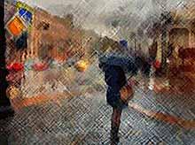 На Кубани неделя начнется с дождливой погоды