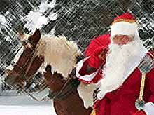 Дед Мороз рассказал о своей семье
