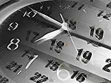 У  многих россиян часы все равно автоматически перевели время на час назад