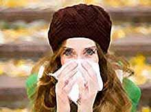 Как не заболеть гриппом: нужно меньше трогать лицо руками
