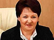 Галина Золина возглавила департамент в Минсельхозе