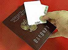 С 2015 года в России карта заменит российский паспорт