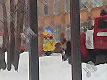 В российской школе люди в масках напали на детей