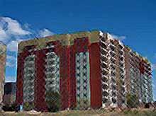 В Краснодарском крае с января по июль 2011года ввели  20 308 квартир.