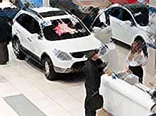 Автоцентр из Тимашевска  вошел в число лучших в сфере автобизнеса