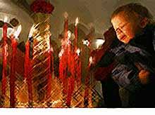 Более 3000 жителей Тимашевска и Тимашевского района посетят пасхальные богослужения
