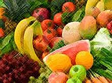 Зачем нужны в рационе  овощи и фрукты?