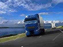 На  дорогах, ведущих к морю, до конца лета ограничили движение грузовиков