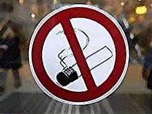 В России запретят курить на людях