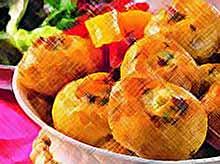 Несколько рецептов блюд из молодого картофеля