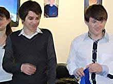 Ребята из Тимашевска получили в награду билеты на Олимпиаду.