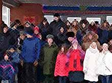 Тимашевские подростки побывали в железнодорожной воинской части