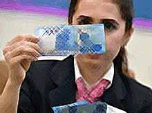 В России изъяли первую фальшивую двухтысячную купюру