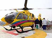 На Кубани  вертолет санавиации спас жизни 48 человек