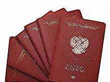 С начала года на Кубани оформлено свыше 30 тысяч загранпаспортов