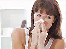 Как  помешать аллергии ?
