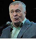 Жириновский в пятый раз попытается стать президентом (видео)