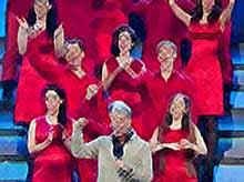 Кубанский хор победил в шоу «Битва хоров».