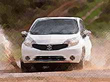 Nissan выпустила самомоющийся автомобиль