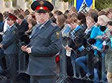 День народного единства в Тимашевске пройдет под пристальным вниманием полиции