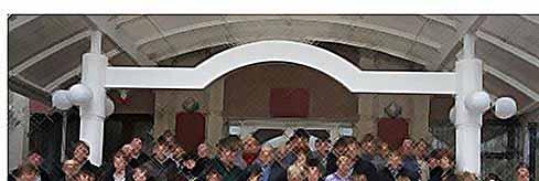 В администрации Тимашевска чествовали победителей краевого смотра допризывной молодежи