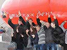 Как студенты Тимашевска отметили Татьянин День?
