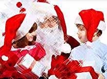 Назван возраст когда дети перестают верить в Деда Мороза