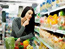 Что из продуктов  дорожает быстрее всего