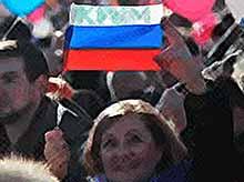 Жители Тимашевска готовы поддержать крымчан.