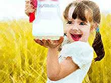 Потребление молока в России отстает от нормы на 27 процентов