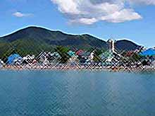 Температура воды в Черном море достигла 28 градусов