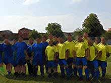 В Тимашевском районе проведены соревнования по футболу среди правоохранительных структур.