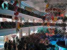 """В """"Ночь покупок"""" ТЦ """"Красная площадь"""" посетили 60 тысяч человек."""