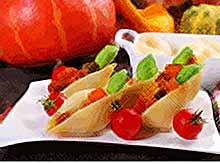 Макароны-ракушки: три вкусные идеи