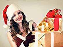 Подарки на Новый год можно купить и ночью