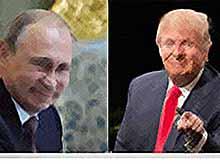 О чем Путин говорил с Трампом