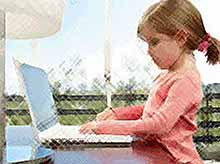 В России  80% дошкольников пользуются интернетом