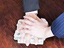 Мобильная антикоррупционная приемная будет работать в Краснодаре