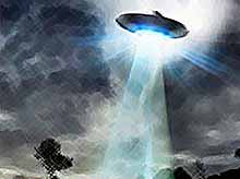 Британия рассекретила  данные об НЛО. (видео)