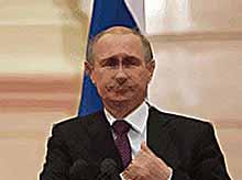 Путин: не стоит ждать войны между Россией и Украиной