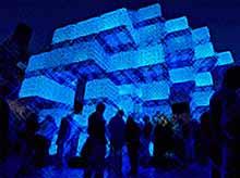 Синий свет помогает принимать важные решения