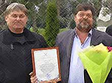 Тимашевский фермер получил награду министерства