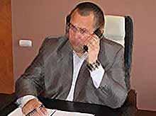 «Прямая линия» с начальником отдела МВД России по Тимашевскому району
