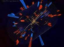 Физикам удалось удержать антиматерию. (видео)