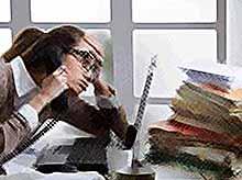 Каждый пятый житель Кубани задерживается на работе